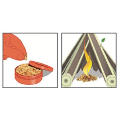 Netilo(ostružki lesenih palčk) LMF